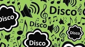 Цвет диско зеленый бесплатная иллюстрация