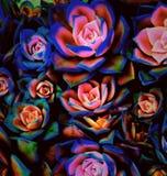 Цвет завода Стоковое Изображение