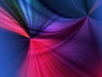 цвет излучает звезды иллюстрация вектора