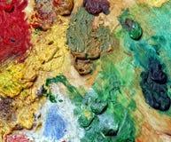 цвет искусства Стоковые Изображения