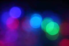 Цвет искусства Bokeh Стоковые Изображения