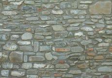 Цвет каменной стены серый для картины и предпосылки Стоковые Фотографии RF