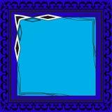 Цвет картинных рамок для вашего веб-дизайна иллюстрация штока