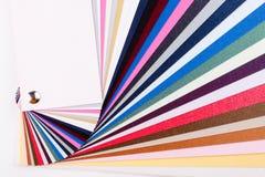 цвет книги Стоковые Изображения RF