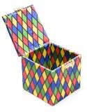 цвет коробки Стоковые Изображения
