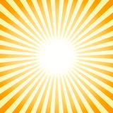 Цвет лета текстурирует предпосылку с Sunburst, предпосылкой праздника стоковые фотографии rf