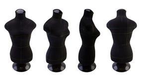 Цвет манекена черный стоковое фото rf
