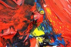 Цвет масла 02 Стоковое Изображение