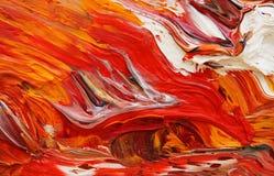 Цвет масла стоковое изображение rf
