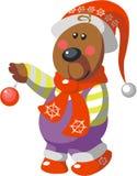 цвет медведя 09 шариков бесплатная иллюстрация