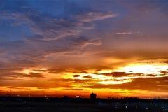 Цвет неба Стоковое Изображение RF