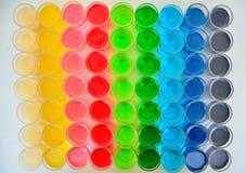 Цвет питья Стоковые Фото