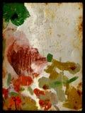 цвет предпосылки над сбором винограда splats Стоковые Фото