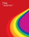 цвет предпосылки пустой иллюстрация вектора