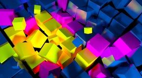 цвет предпосылки Стоковое Фото