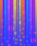 цвет пузыря Стоковая Фотография RF