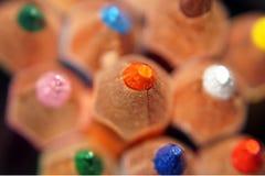 Цвет пункт ` s карандаша Стоковая Фотография RF