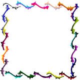 Цвет-рамка Стоковые Фото