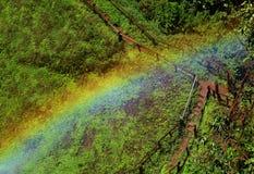 Цвет радуги Стоковое Изображение RF