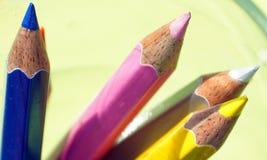 Цвет рисовал пункт ` s Стоковые Изображения RF