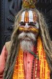Цвет святого человека Стоковая Фотография