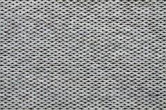 Цвет серого цвета платины Anemon Kombin 143 текстуры текстильной ткани Стоковые Фото