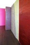 Цвет стены стоковое изображение