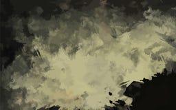 цвет текстуры хаки Стоковое Изображение RF