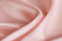 Цвет ткани пакостн-розовый Стоковые Изображения