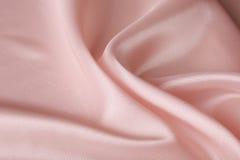 Цвет ткани пакостн-розовый Стоковое фото RF