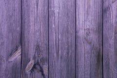 Цвет фиолета конца-вверх дерева текстуры старый Стоковые Фото