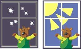 цвет 07 медведей Стоковое Изображение