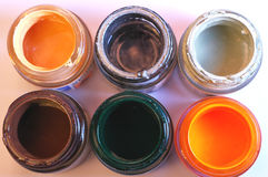 цвет Стоковое фото RF