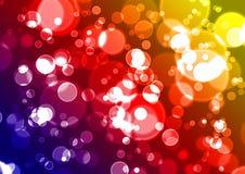 Цвет Bokeh стоковые фото