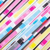 Цвет CMYK Стоковые Фотографии RF