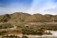 Цвет Geopark Стоковая Фотография RF