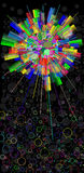 цвет imaginations1 иллюстрация штока