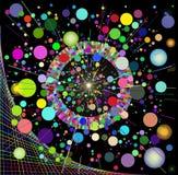 цвет imaginations2 иллюстрация вектора