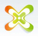 цвет x Стоковое Изображение RF