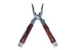 цель плоскогубцев пер ножа multi Стоковое Изображение