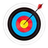 цель archery стоковое фото rf