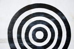 цель bullseye Стоковое Изображение RF