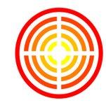 цель conceps Стоковое Изображение RF