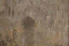 Цементируйте предпосылку стены Стоковые Изображения