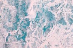 Цементируйте стену с seamles текстуры и предпосылки картины картины стоковые фото