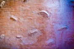 цемент льет текстуру Стоковое Изображение RF