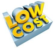 цена низкая Стоковое Изображение RF