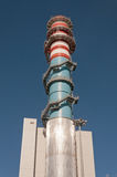центральная электрическая башня генератора Стоковые Фото