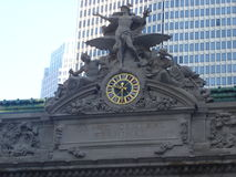 центральное грандиозное New York стоковое изображение rf