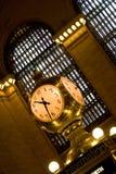 центральные часы грандиозные Стоковое Изображение